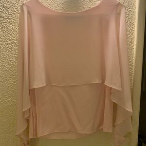 Rose lightweight blouse from Zara